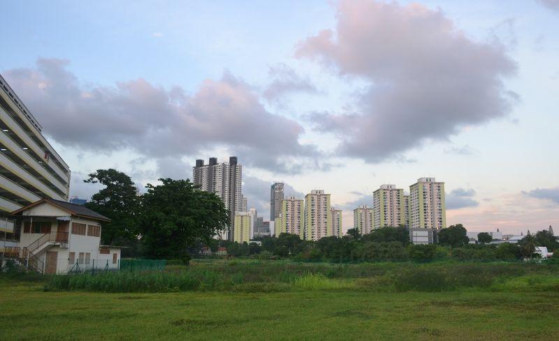 Tanjong Pagar Railyards