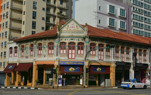 Sim Kwong Oh Shophouses Balesteir Road