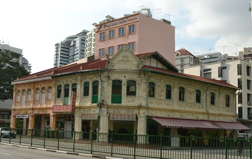 Balestier Road Shophouses