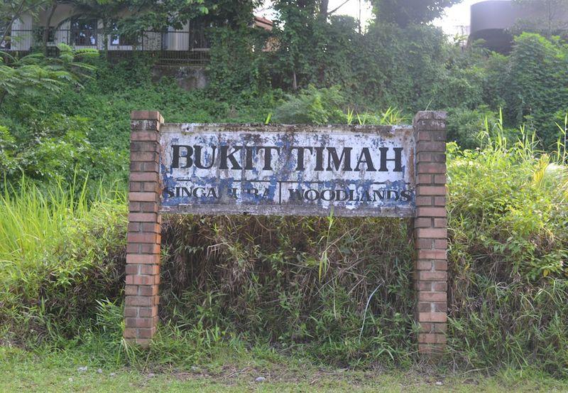 Bukit Timah Station