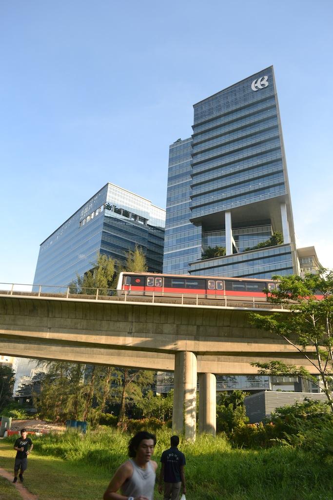 Green Coridor MRT